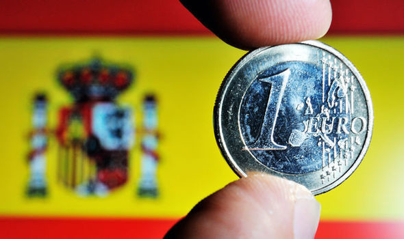 El euro cae y España se ve            </div>         </article>     </li>       <li id=