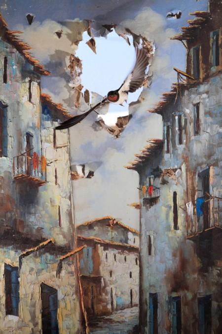 Impressions De Life Comes To Art Juan Tapia Spain