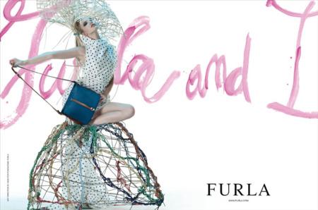 Campaña Furla Primavera-Verano 2012