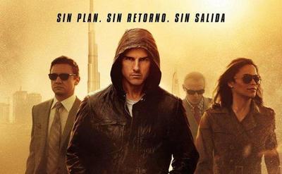 'Misión Imposible - Protocolo Fantasma', la mejor de la saga