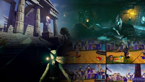 Jugamos a cuatro videojuegos españoles desarrollados en la U-TAD candidatos a los PlayStation Awards