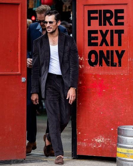 El Mejor Street Style De La Semana London Fashion Week Mens Trendencias Hombre 04