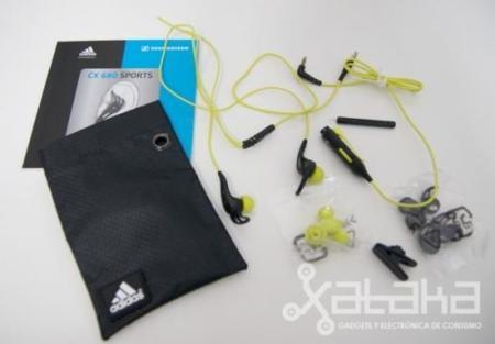 Auriculares Sennheiser CX680 con el toque Adidas, los hemos probado