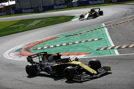 Ricciardo Italia F1 2019