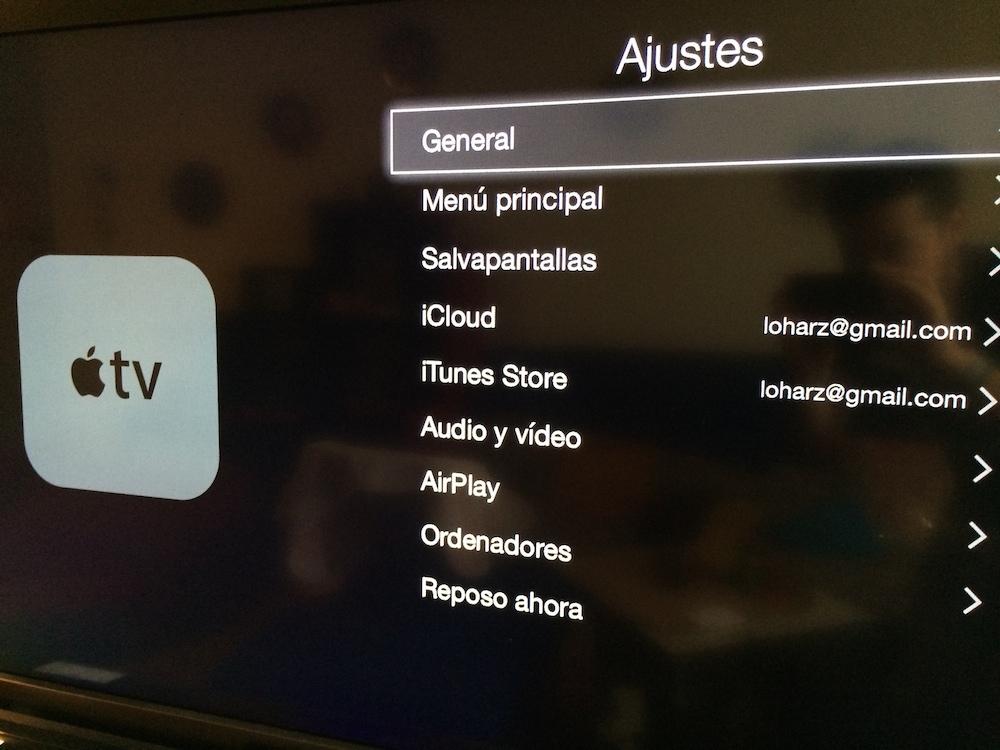 Foto de Actualización Apple TV 7.0 (1/8)