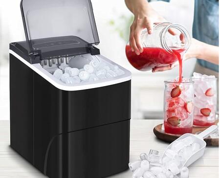 Las mejores máquinas para hacer hielo según los comentaristas de Amazon