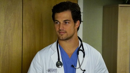 Set Greys Giacomo Gianniotti