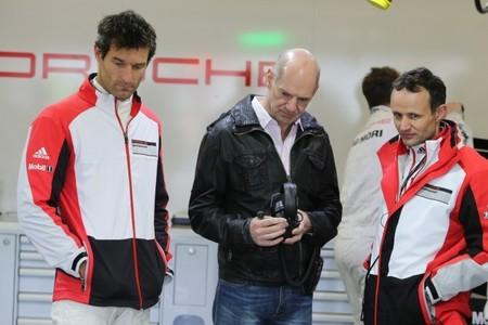 Adrian Newey podría diseñar un LMP1 para Red Bull