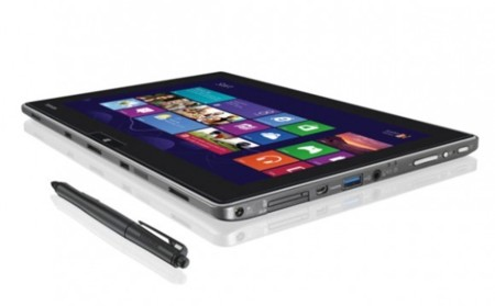 Toshiba WT310, tablet Windows 8 Pro con pantalla Full HD