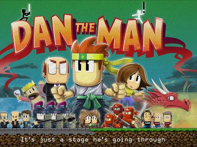 Dan The Man, el adictivo juego de plataformas retro de los creadores de Fruit Ninja y Jetpack Joyride