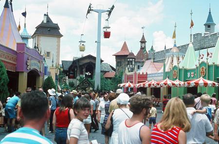 Disneyworld Orlando Fl Summer 1972 09