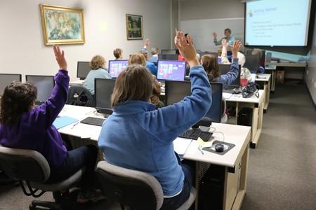 Sí sabemos lo que debemos hacer con los portátiles en clase, lo que ocurre es que no nos gusta