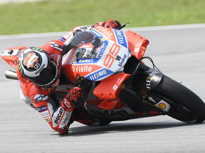 """Jorge Lorenzo se va de Sepang avisando a sus rivales: """"El potencial real de la GP18 es muy alto"""""""