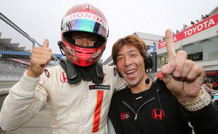 Nobuharu Matsushita, nuevo campeón de la Fórmula 3 japonesa