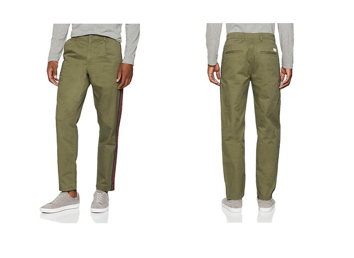 Desde 7,89 euros podemos estrenar unos pantalones Jack   Jones Jjiace  Jjharper WW Olive Night Ltd gracias a Amazon 3baf44a723