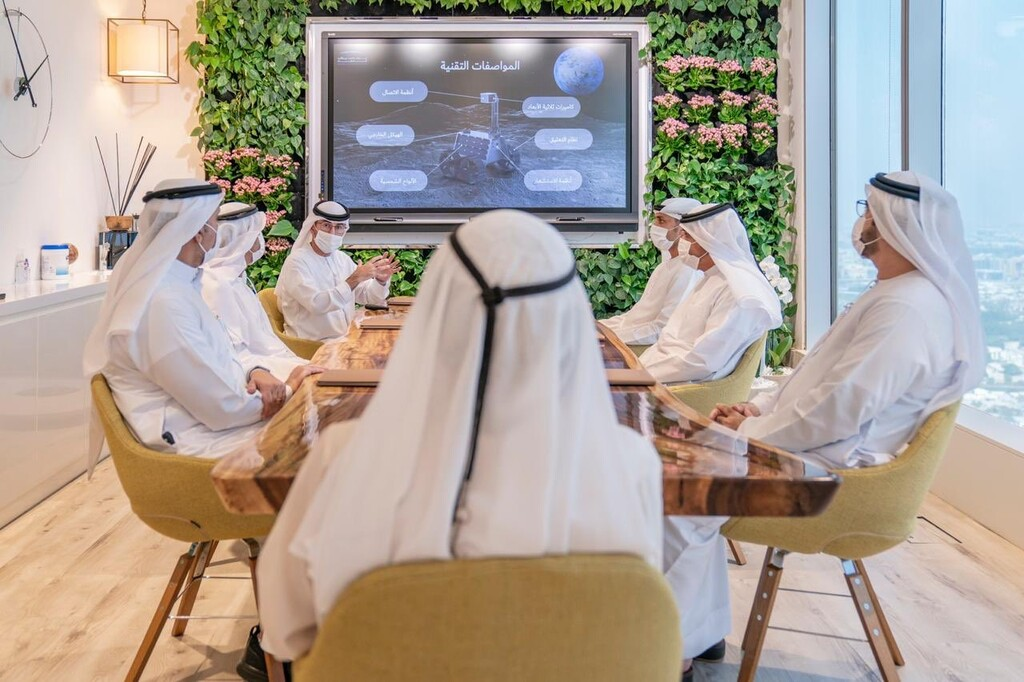 Emiratos Árabes es el próximo país en intentar alcanzar la Luna: buscan colocar un rover en la superficie lunar para 2024