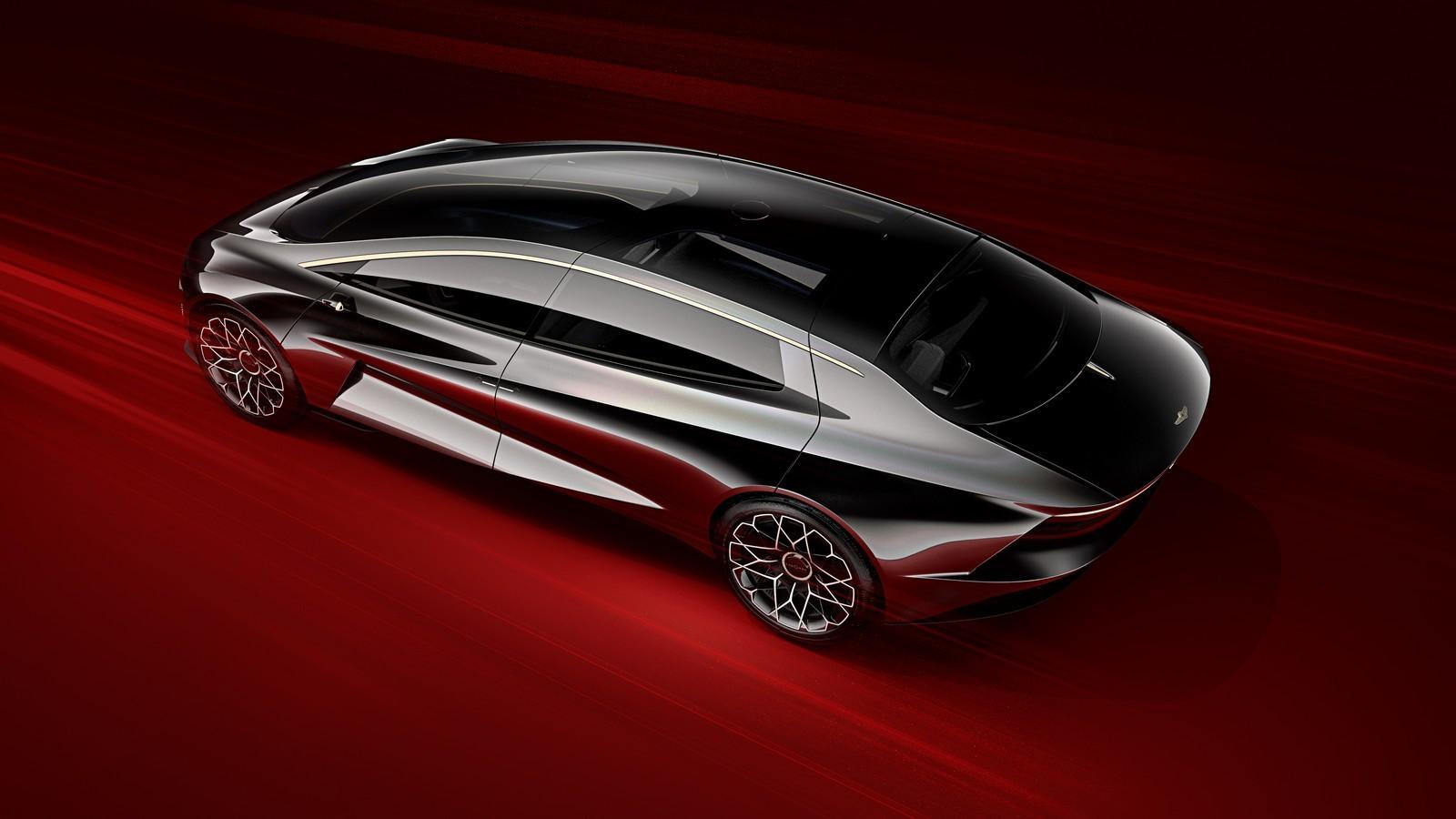 Foto de Lagonda Vision Concept (8/23)