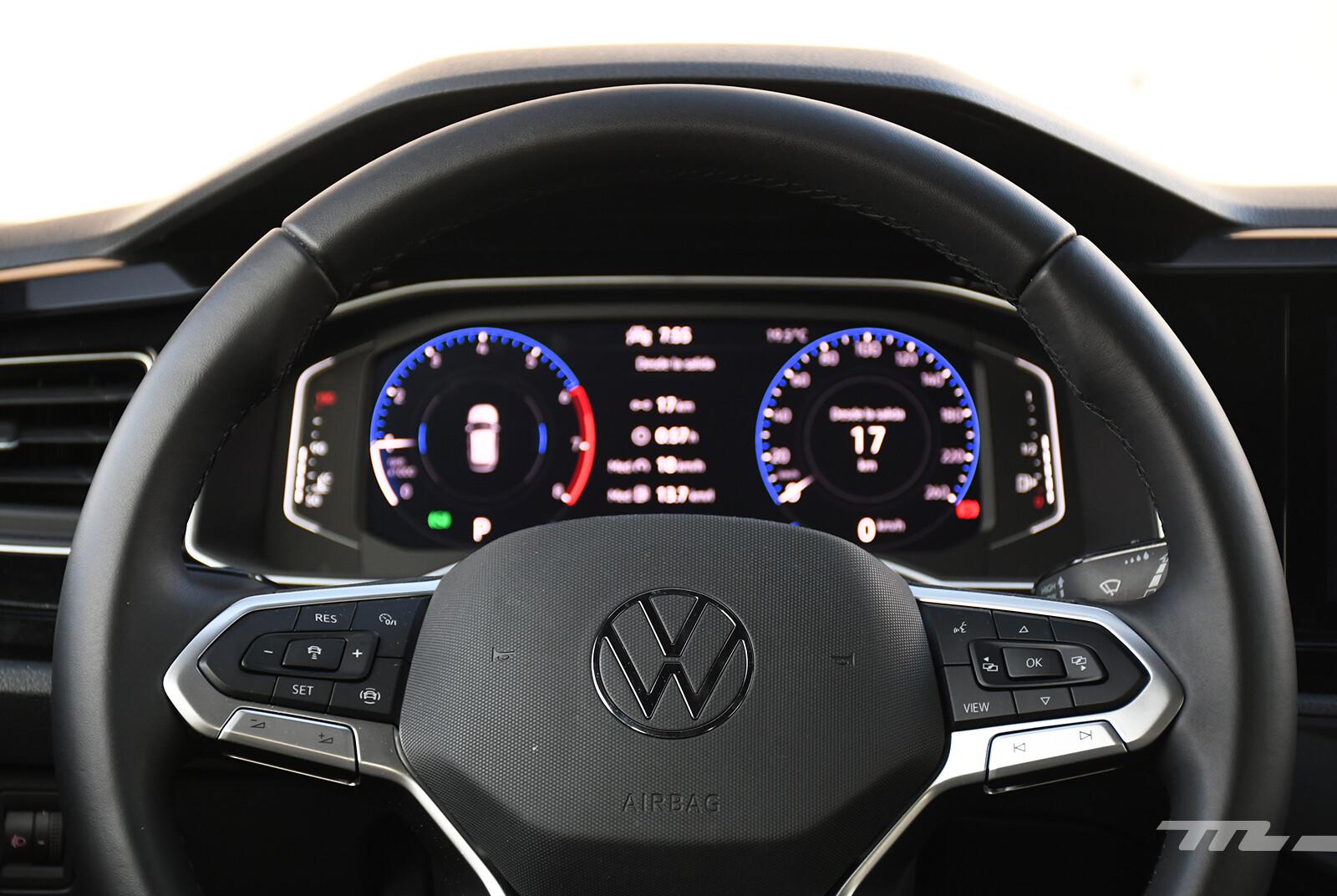Foto de Volkswagen Nivus (prueba) (22/32)