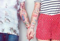Si no te atreves con los tatuajes aquí tienes Tattoonie Design