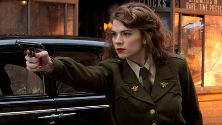 Agent Carter Featured