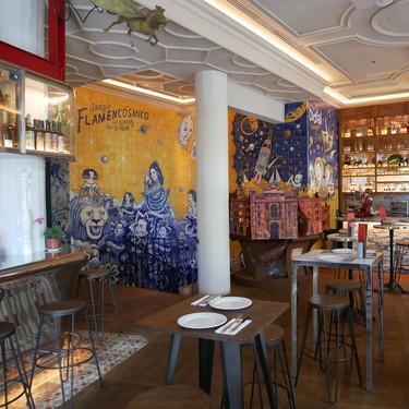 Patio de Leones: cocina española buena, bonita y barata en la Puerta de Alcalá (con unos churros que te mueres)