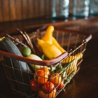 Alimentos de temporada: mayo
