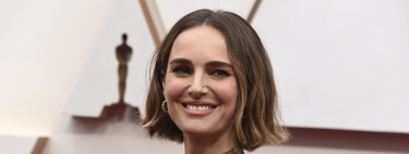 Natalie Portman nos conquista con su melena midi y suaves ondas en los Premios Oscar 2020