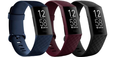 Fitbit Charge 4 2