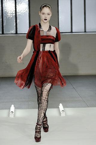 Foto de Rodarte en la Semana de la Moda de Nueva York otoño-invierno 2008/09 (1/18)