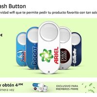 Rumbo al Prime Day: Amazon Dash Button por sólo 1,99 euros con 4,99 euros de regalo