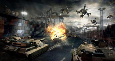 E3 2008: 'Tom Clancy's End War', controla el juego mediante la voz