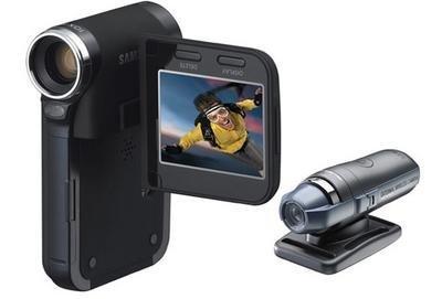 SC-X210WL, la cámara de Samsung para deportes de riesgo