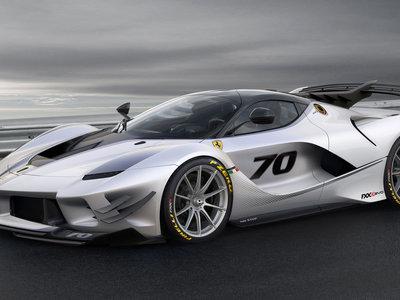 Ferrari FXX-K Evo: así es el Ferrari más salvaje para circuito, con aerodinámica activa y 1.050 CV