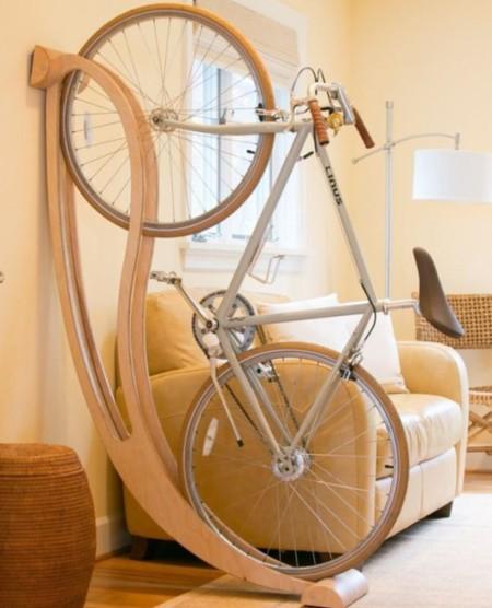 Bicicleta Vertical