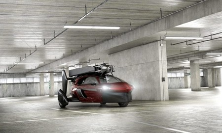 Pal V Liberty Three Wheel Flying Car Reservations 4