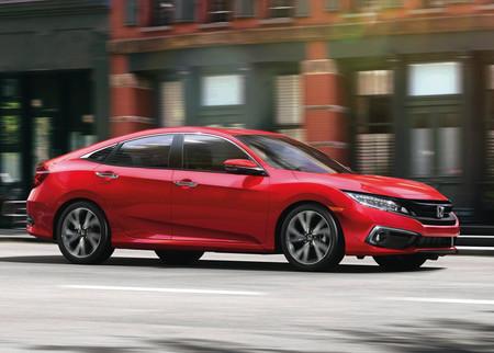 El facelift del Honda Civic 2019 en cuatro puntos clave y 28 fotos