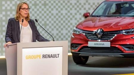 Clotilde Delbos Renault