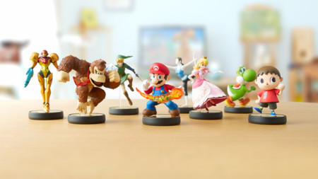 Nintendo, con 21,1 millones de amiibo distribuidos, vuelve a presentar resultados positivos