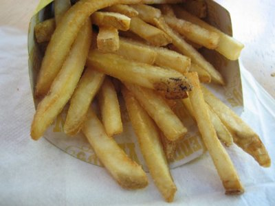 La razón por la cual no podemos comer una sola patata frita