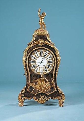 reloj louis XIV
