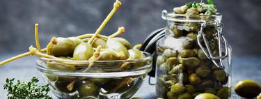 No solo encurtidos de aperitivo: cómo cocinar con alcaparras y alcaparrones, un alimento que es una explosión de sabor