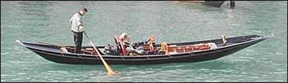 Góndolas venecianas: de vuelta a la tradición