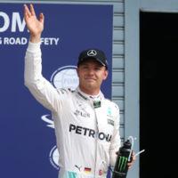 Nico Rosberg gana en Monza y aprieta el mundial