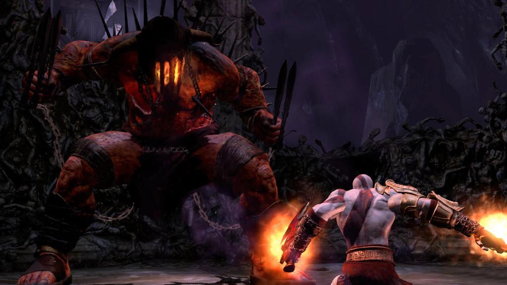 Foto de God of War 3, Hades (1/5)