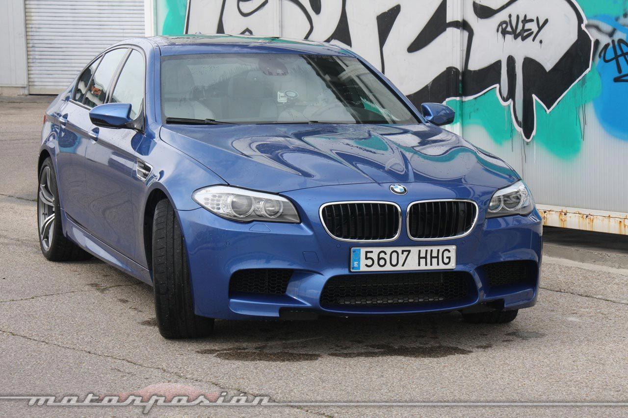 Foto de BMW M5 (Prueba) (14/136)