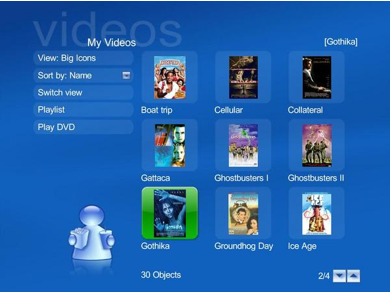MediaPortal, un media center open source para Windows