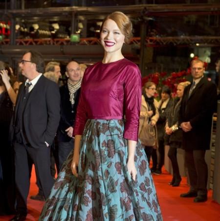 Los 12 mejores looks de las famosas en la Berlinale