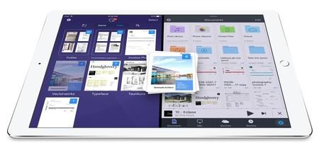 Arrastrar y soltar en el iPad enseña la patita, ya aparece en la app Feedback de iOS