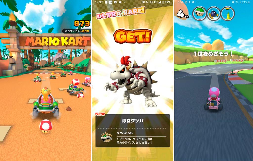 La beta de 'Mario Kart Tour' ya está aquí y esto es íntegramente lo que sabemos del mas reciente juego para smartphones(teléfonos inteligentes) de Nintendo