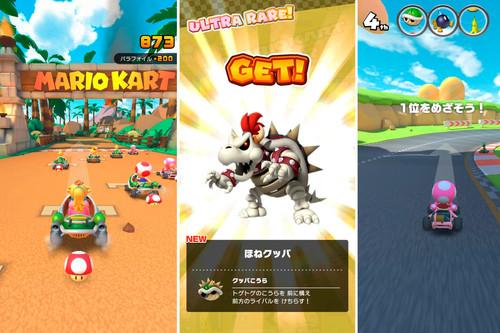 La beta de 'Mario Kart Tour' ya está aquí y esto es todo lo que sabemos del nuevo juego para smartphones de Nintendo